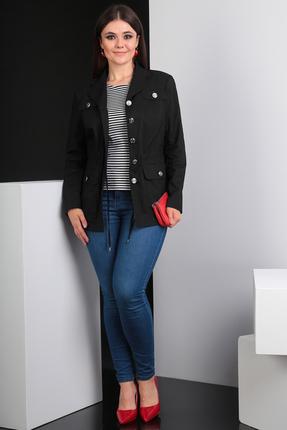 Купить со скидкой Куртка Мода-Юрс 2426 черный