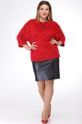 Купить Комплект юбочный Michel Chic 569 красный, Юбочные, 569, красный, Состав: 90% полиэстер, 10% спандекс, Мультисезон