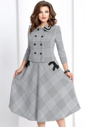 Купить со скидкой Комплект юбочный Vittoria Queen 4463/1 черно-белый