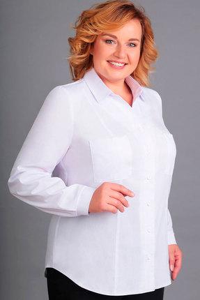 Купить со скидкой Рубашка Асолия 4028 белый