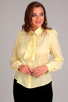Блузка Таир-Гранд 62304 желтый