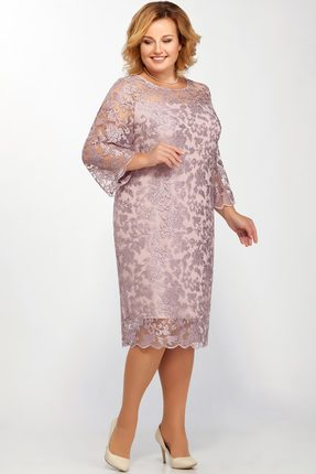 Платье LaKona 969 пудра