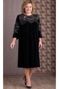 Платье Aira Style 642 черный