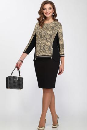 Комплект юбочный Matini 11229 черный