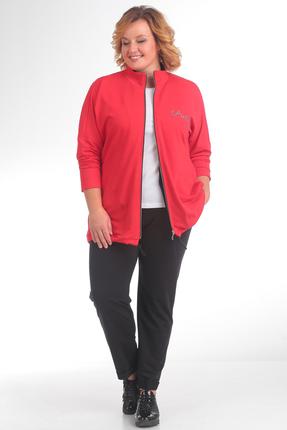 Спортивный костюм Pretty 597 красный