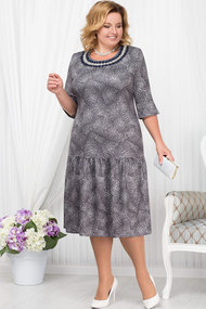 Платье Ninele 2180 серый