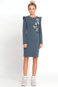 Платье Prio 184880 графит