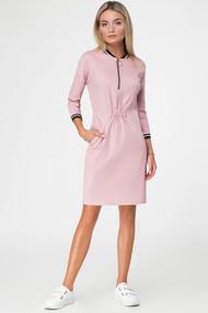 Платье Prio 185180 розовый