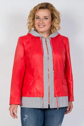 Купить Куртка TricoTex Style 1757 красный, Куртки, 1757, красный, П/Э - 100%, Мультисезон
