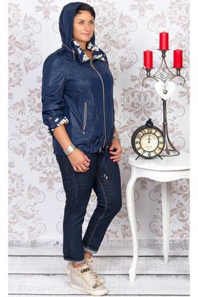 Купить Куртка TricoTex Style 1547 темно-синий, Куртки, 1547, темно-синий, П/Э - 100%, Мультисезон