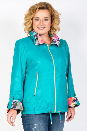 Куртка TricoTex Style 1547 бирюза