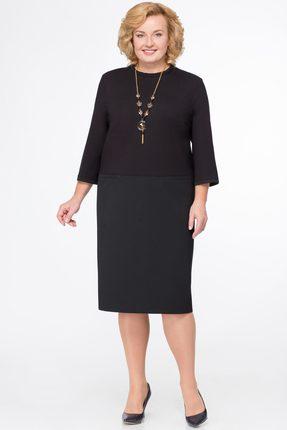 Купить Платье Svetlana Style 1004 черный, Платья, 1004, черный, ПЭ 95%+Спандекс 5%, Мультисезон