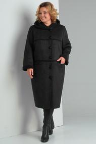 Пальто Диамант 1359 черный