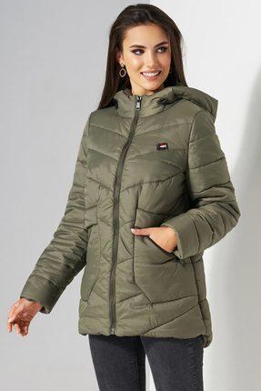 Куртка Lissana 3244 хаки Lissana