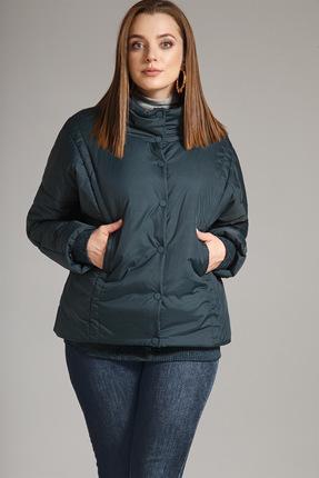 Купить со скидкой Куртка Anna Majewska 1167 темный сапфир