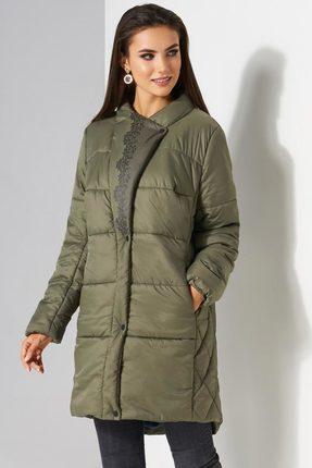 Купить Куртка Lissana 2930/1 хаки, Куртки, 2930/1, хаки, ПЭ 100%, Мультисезон