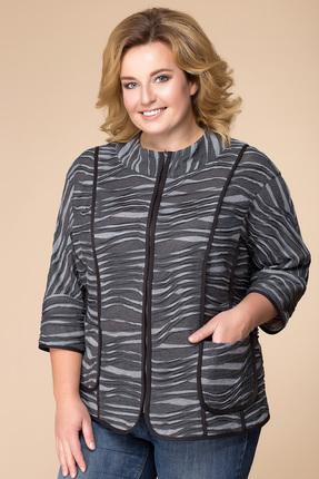 Жакет Romanovich style 5-1273 серый