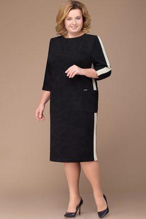 Купить Платье Svetlana Style 1136 черный, Платья, 1136, черный, ПЭ 95%+Спандекс 5%, Мультисезон