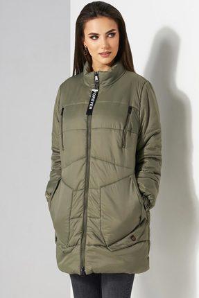 Купить Куртка Lissana 3491 хаки, Куртки, 3491, хаки, ПЭ 100%, Мультисезон