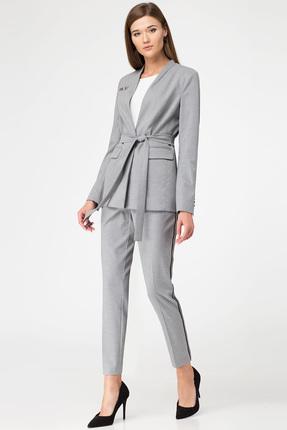 Комплект брючный Panda 421120 серый