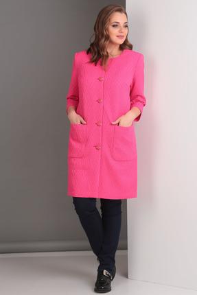 Купить Куртка Anastasia Mak 361 фуксия, Куртки, 361, фуксия, Состав: 89% ПЭ, 7% Металлик, 4% Спандекс., Мультисезон