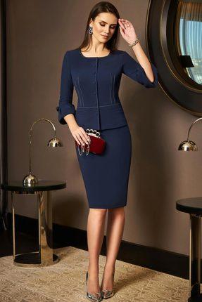 Комплект юбочный Lissana 3500 темно-синий