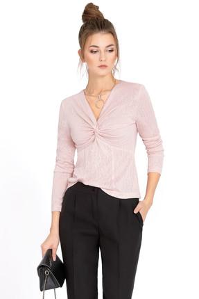 Купить Джемпер PIRS 526 розовый, Джемпера, 526, розовый, 70% вискоза 25% полиэстер 5% спандекс, Мультисезон