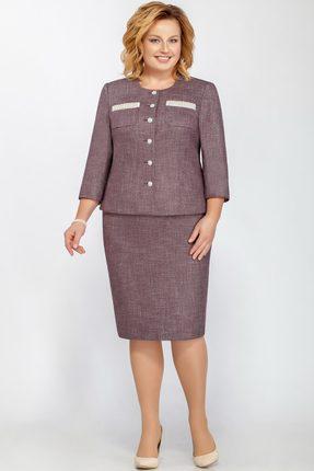 Комплект юбочный LaKona 1165 марсала