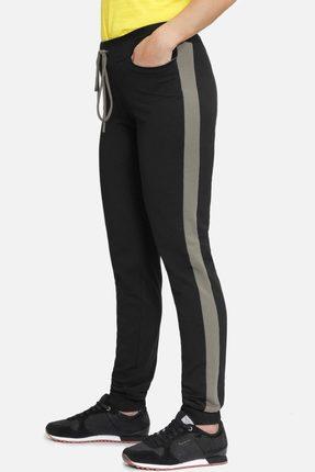 Купить Спортивные штаны Mirolia 421 черный, Спортивные штаны, 421, черный, Хлопок 95%+Эластан 5%, Мультисезон