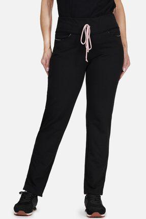 Купить Спортивные штаны Mirolia 427 черный, Спортивные штаны, 427, черный, Хлопок 95%+Эластан 5%, Мультисезон