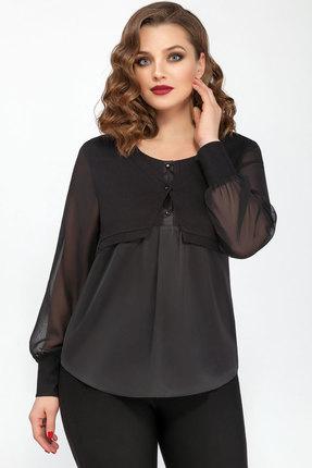 Блузка Медея и К 1911 черный