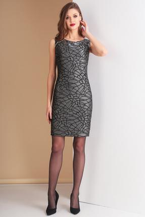 1389749be51 Платье Ксения Стиль 1598 серые тона - 4100.0 руб