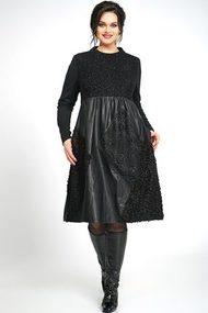 Платье Alani 838 черный