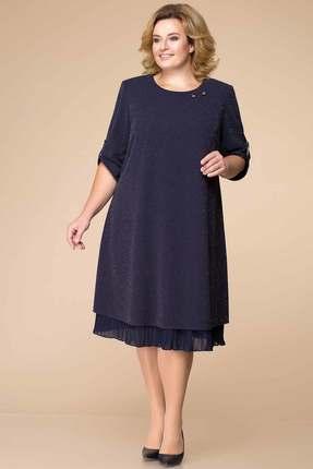 Платье Romanovich style 1-1727 синий