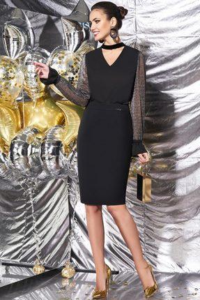 Комплект юбочный Lissana 3582 черный
