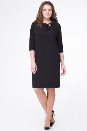 женское повседневные платье дали, черное