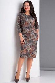Платье Jurimex 1934 серо-коричневые тона