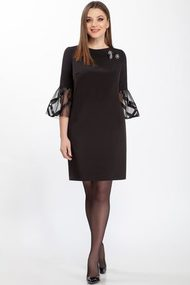 Платье Deesses Р-031 черный