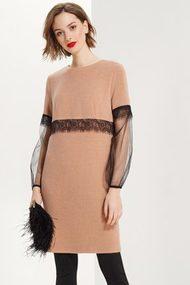 Платье Prestige 3576 бежевый