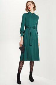 Платье Prestige 3602 изумрудный