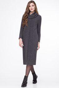 Платье Линия-Л Б-1703 серый