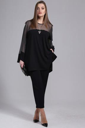 Комплект брючный Anna Majewska 1187/147 черный