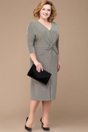 Купить Платье Svetlana Style 1178 оливковый, Вечерние платья, 1178, оливковый, ПЭ 100%, Мультисезон