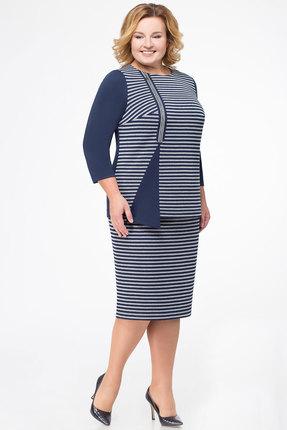 Комплект юбочный KetisBel 2403 синий