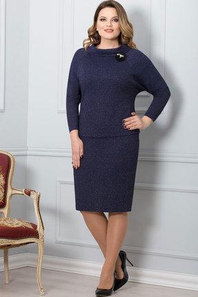 Комплект юбочный Nadin-N 1461.3 синий