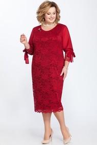 Платье Pretty 809 красный