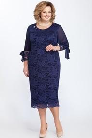Платье Pretty 809 синий