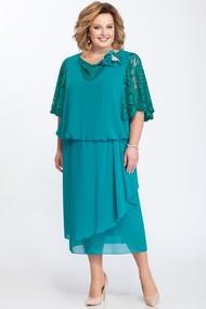 Платье Pretty 813 бирюзовый