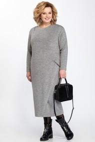 Платье Pretty 823 светло-серый