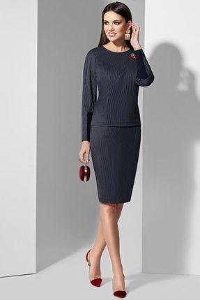 Комплект юбочный Lissana 3574 чернильный